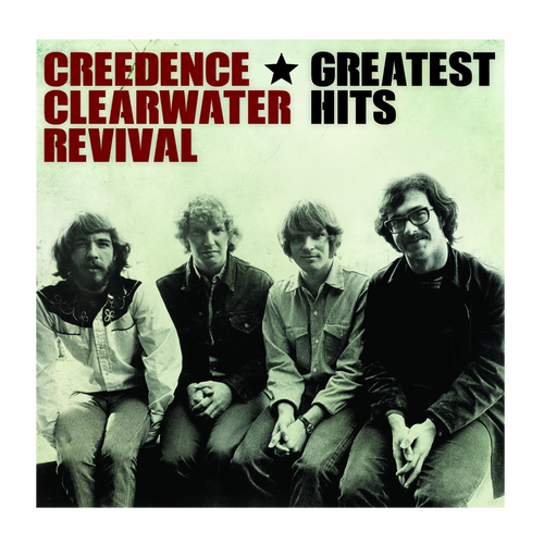 Creedence Clearwater Revival - Greatest Hits • CD