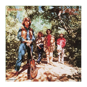 Creedence Clearwater Revival - Green River • CD (Remastered)