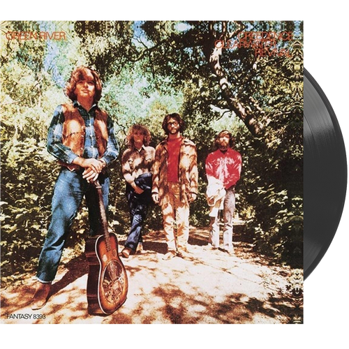 Creedence Clearwater Revival - Green River • 180g Vinyl LP
