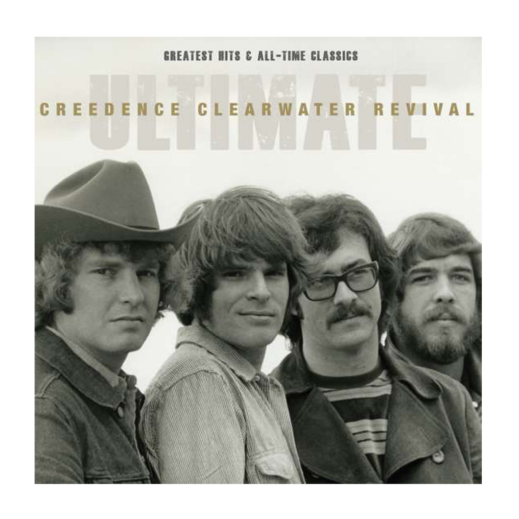 Creedence Clearwater Revival - Ultimate Greatest Hits & All-Time Classics • 3 CD