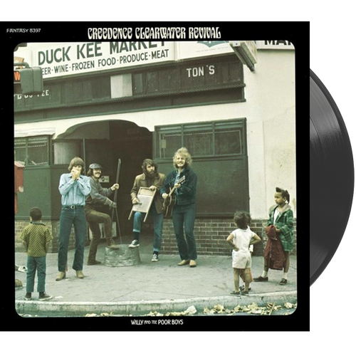 Creedence Clearwater Revival - Willy And The Poor Boys • 180g Vinyl LP