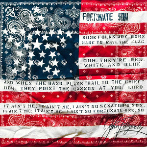 Fortunate Son • Bandana