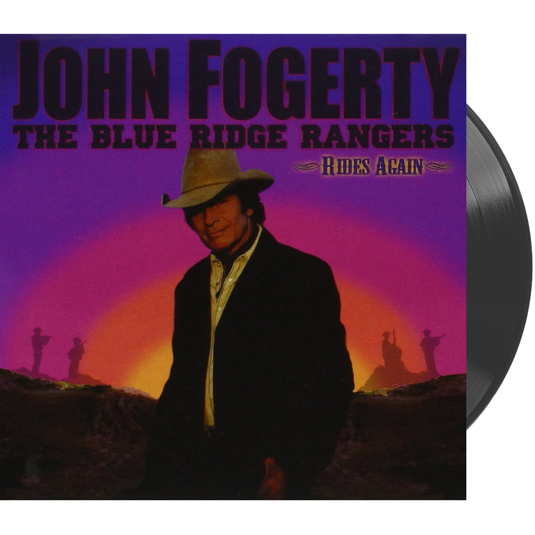 John Fogerty - Blue Ridge Rangers Rides Again • Vinyl LP