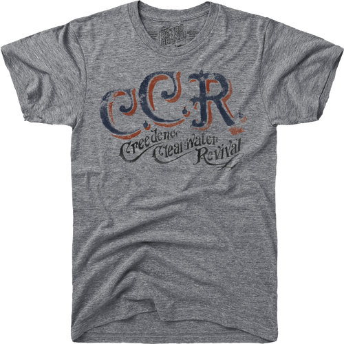 CCR Brush 2B • Tee