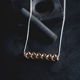 Into The Wild necklaces - stainless steel