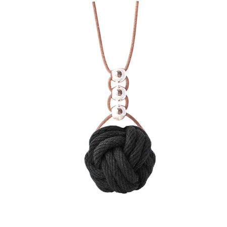 Steel Knot Necklace, Limited Editions