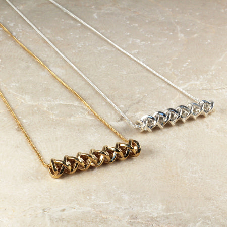 LAST CHANCE - Celtic knot necklaces