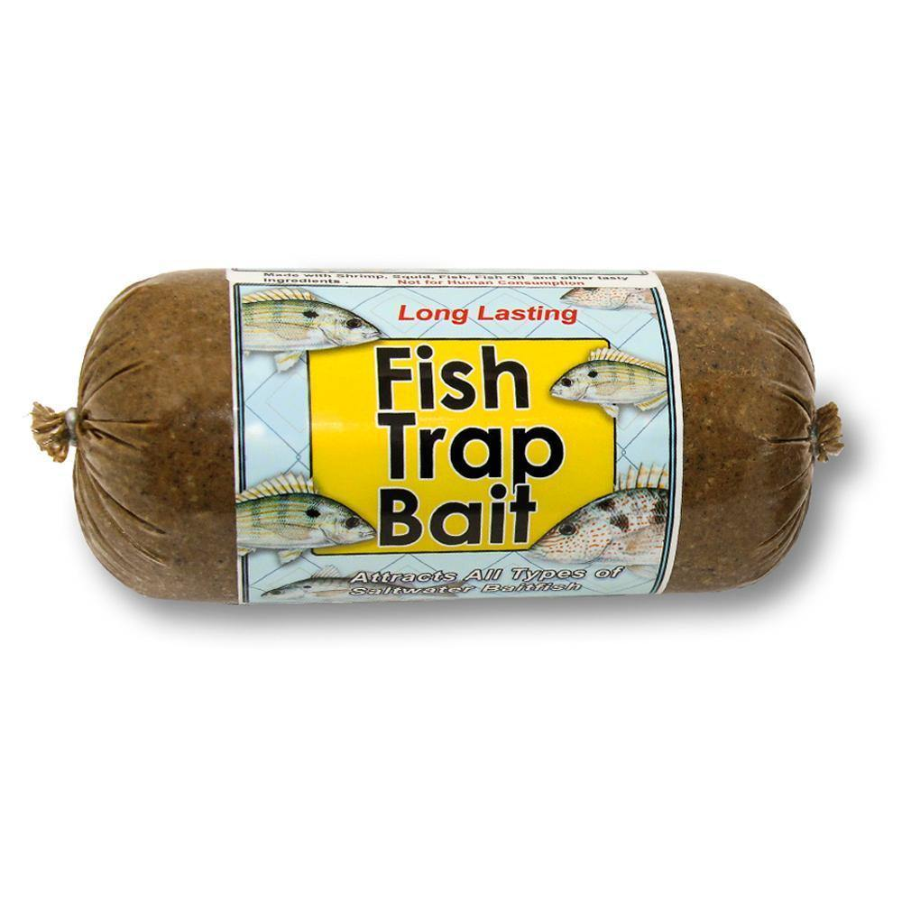 Aquatic Nutrition Fish Trap Bait - 3lb. Tube - The BallyHoop