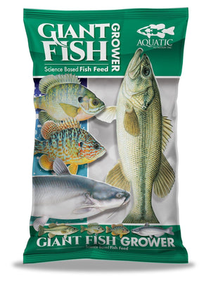Aquatic Nutrition Giant Fish Grower Diet - 20lb. Bag - The BallyHoop