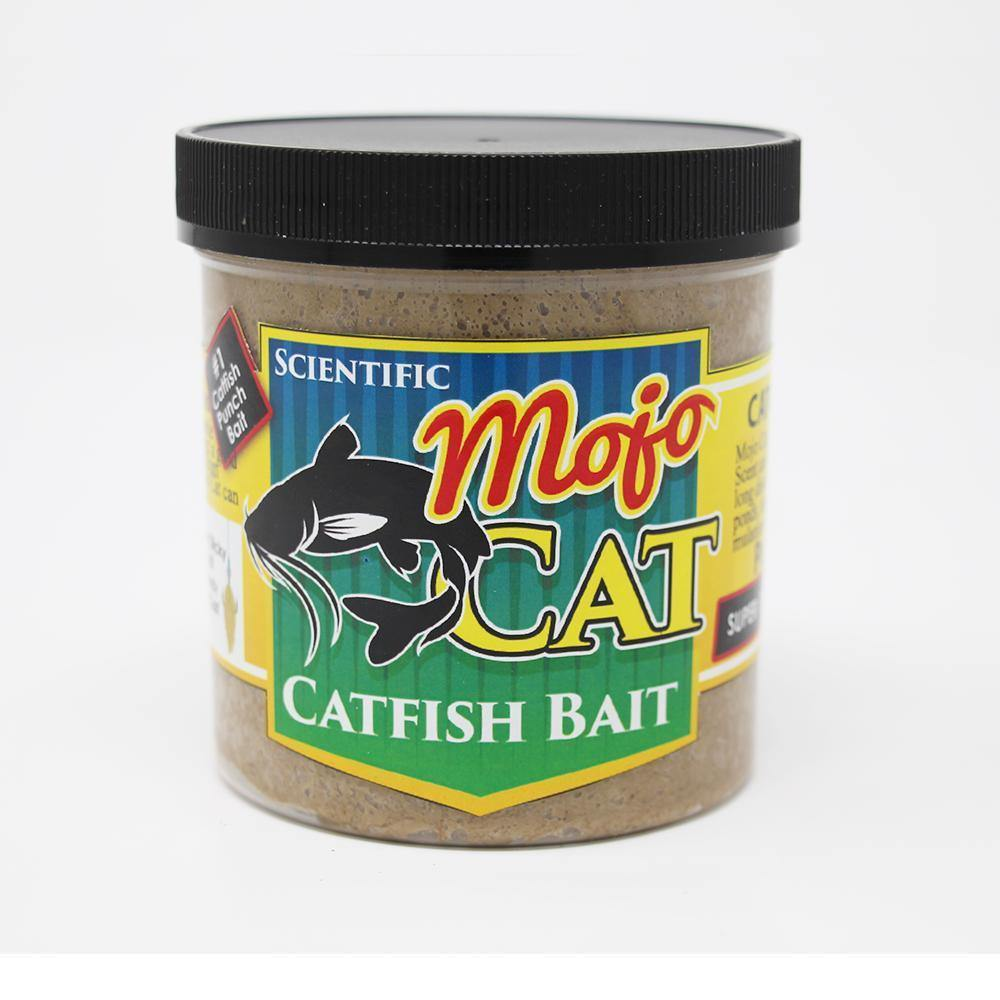 Aquatic Nutrition Mojo Catfish Punch Bait - The BallyHoop