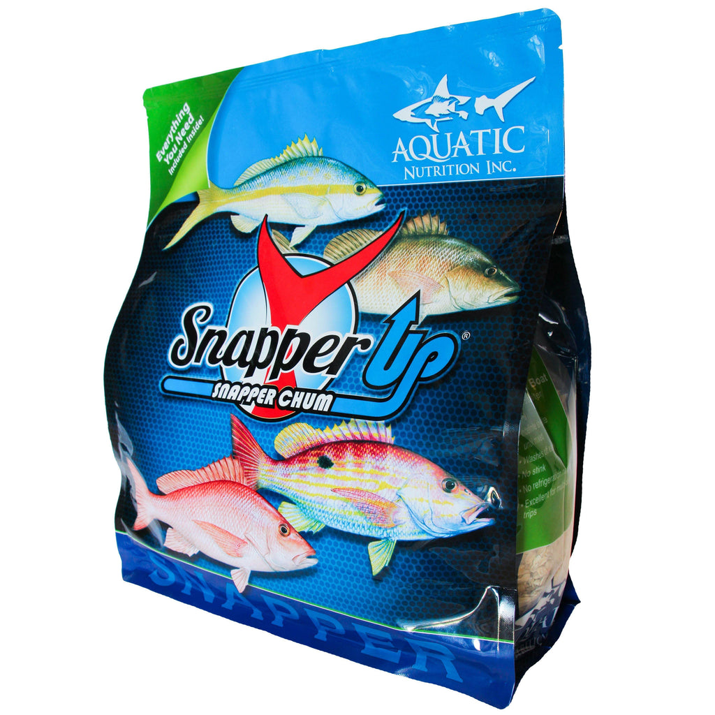 Aquatic Nutrition Snapper Up Chum - 7lb. Bag - The BallyHoop