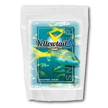 Aquatic Nutrition Yellowtail Up Chum - 7lb. Bag - The BallyHoop