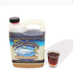 Aquatic Nutrition Mojo Menhaden Oil - The BallyHoop