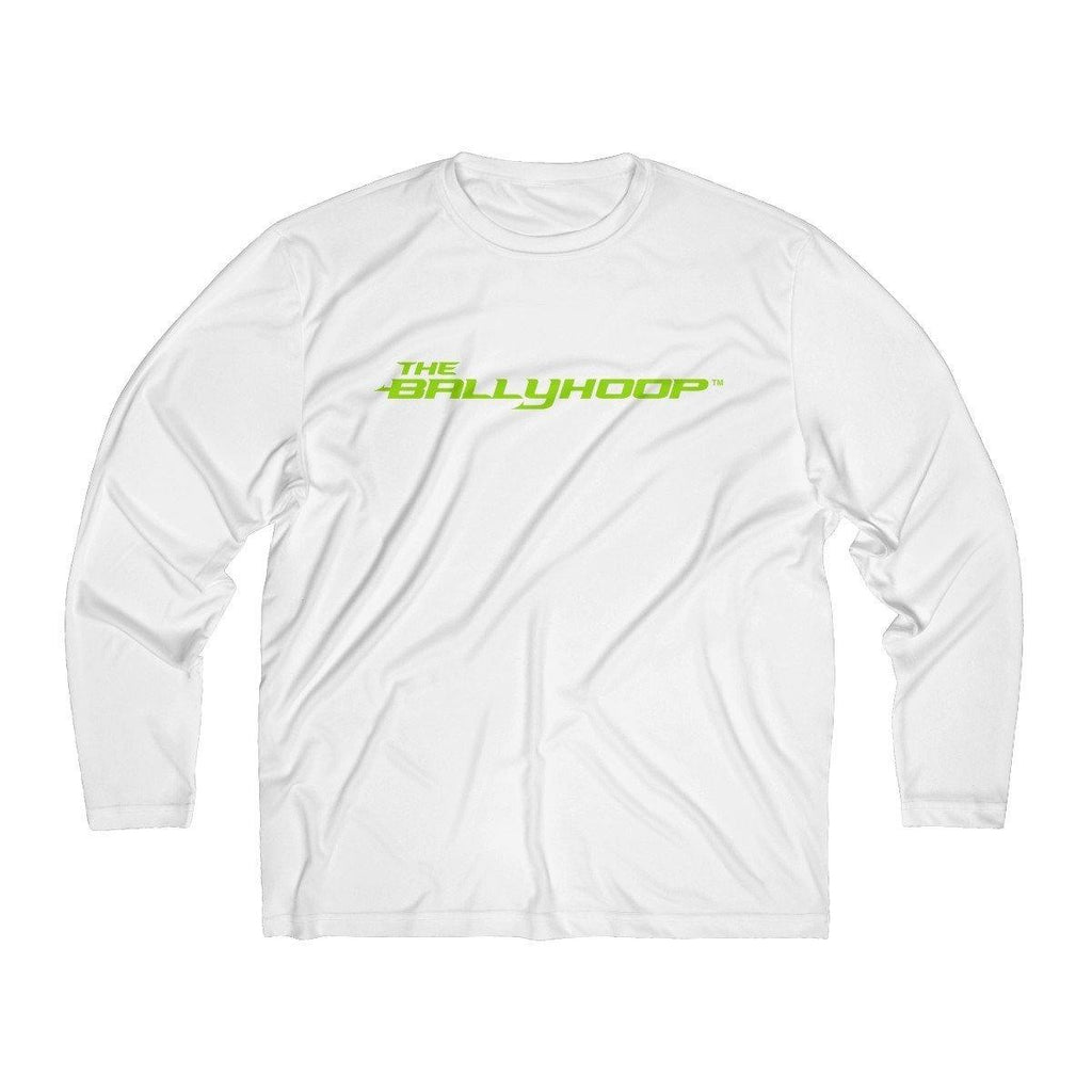 The BallyHoop Men's Long Sleeve Sports Tee - The BallyHoop