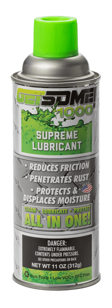 GetSome! 1000 Supreme Lubricant - 11 oz. Can - The BallyHoop