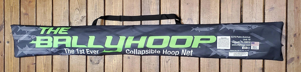 The BallyHoop - Stealth Collapsible Hoop Net - Replacement Bag - The BallyHoop