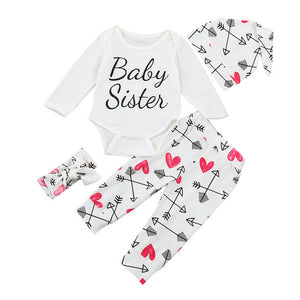 Baby Sister Baby Set