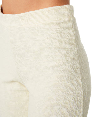 Rendered Pant ~ Cream
