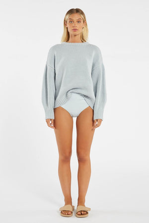 Paddle Jumper ~ Powder Blue