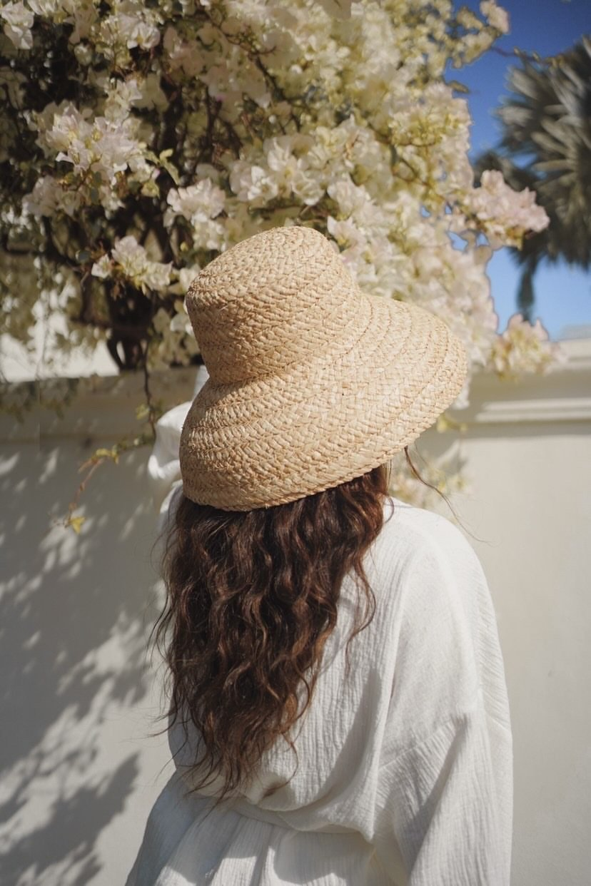 Sollie Mama Straw Hat