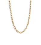 Tidal Chain Necklace ~ (18K Gold Plated)