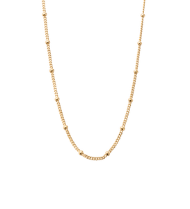 Bespoke Ball Chain - 18K Gold Vermeil