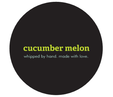 body butter - cucumber melon