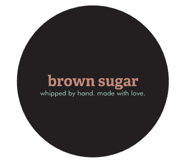 body butter - brown sugar