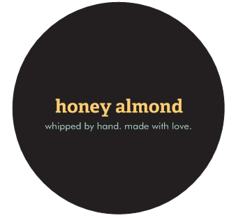 body butter - honey almond