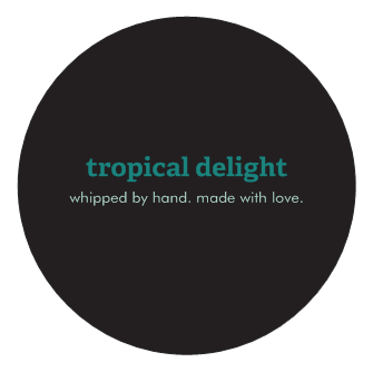 body butter - tropical delight