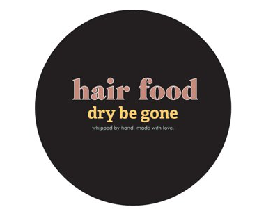 hair food - dry be gone