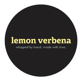 body butter - lemon verbena