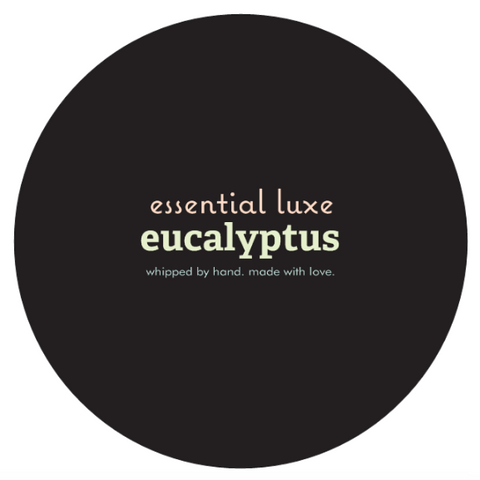 essential luxe body butter - eucalyptus