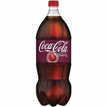 Cherry Coke bottle