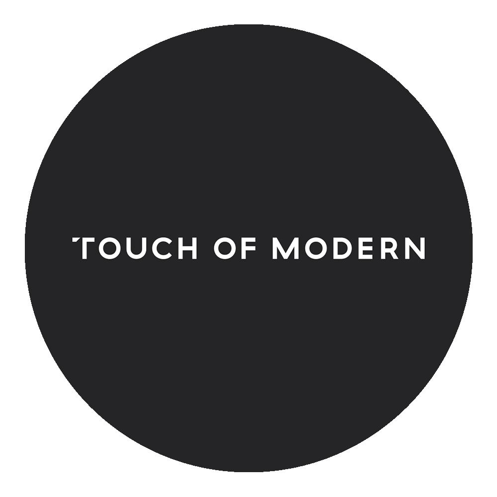 FROM OCTOBER 10-15th, AUGUST & WONDER PARTNERS WITH TOUCH OF MODERN!