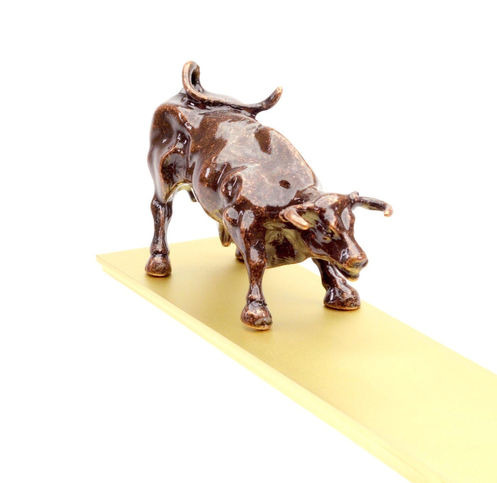 Bull or Bear? The stock market gift of The Market.