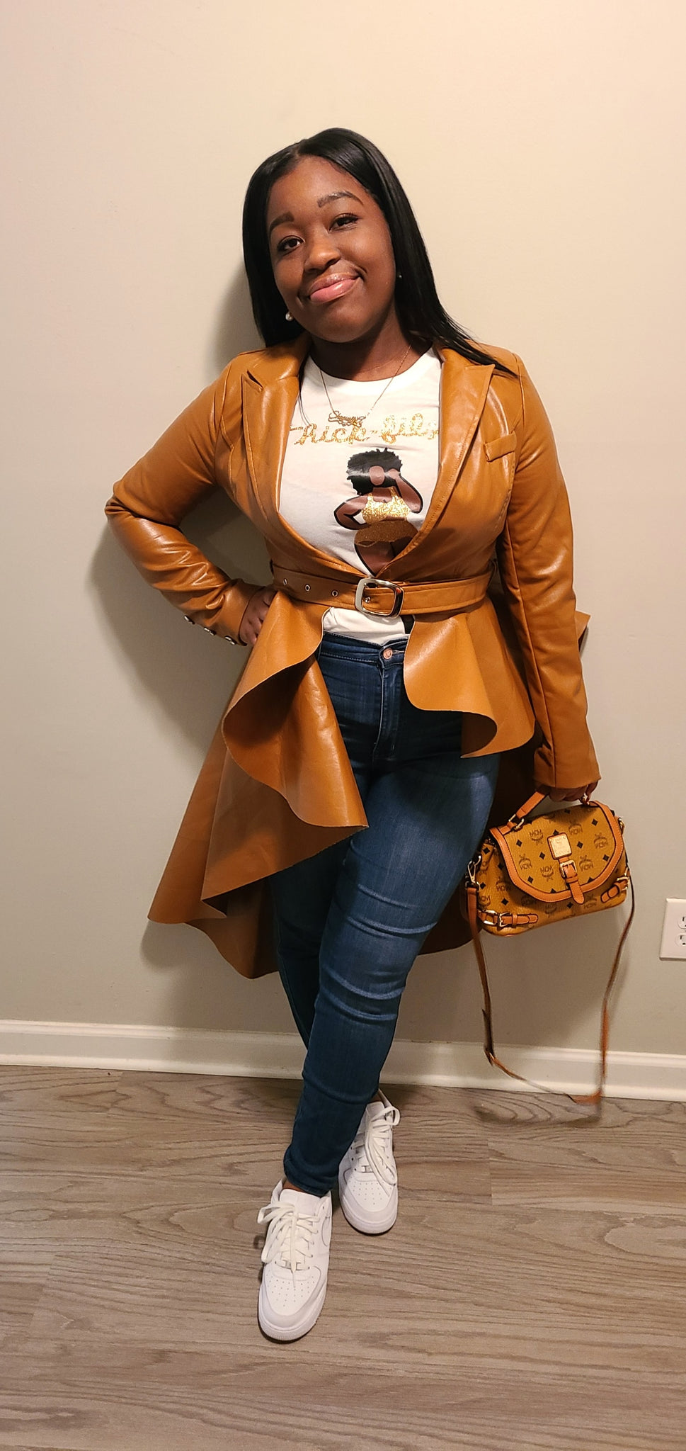 Ms. Caramel jacket