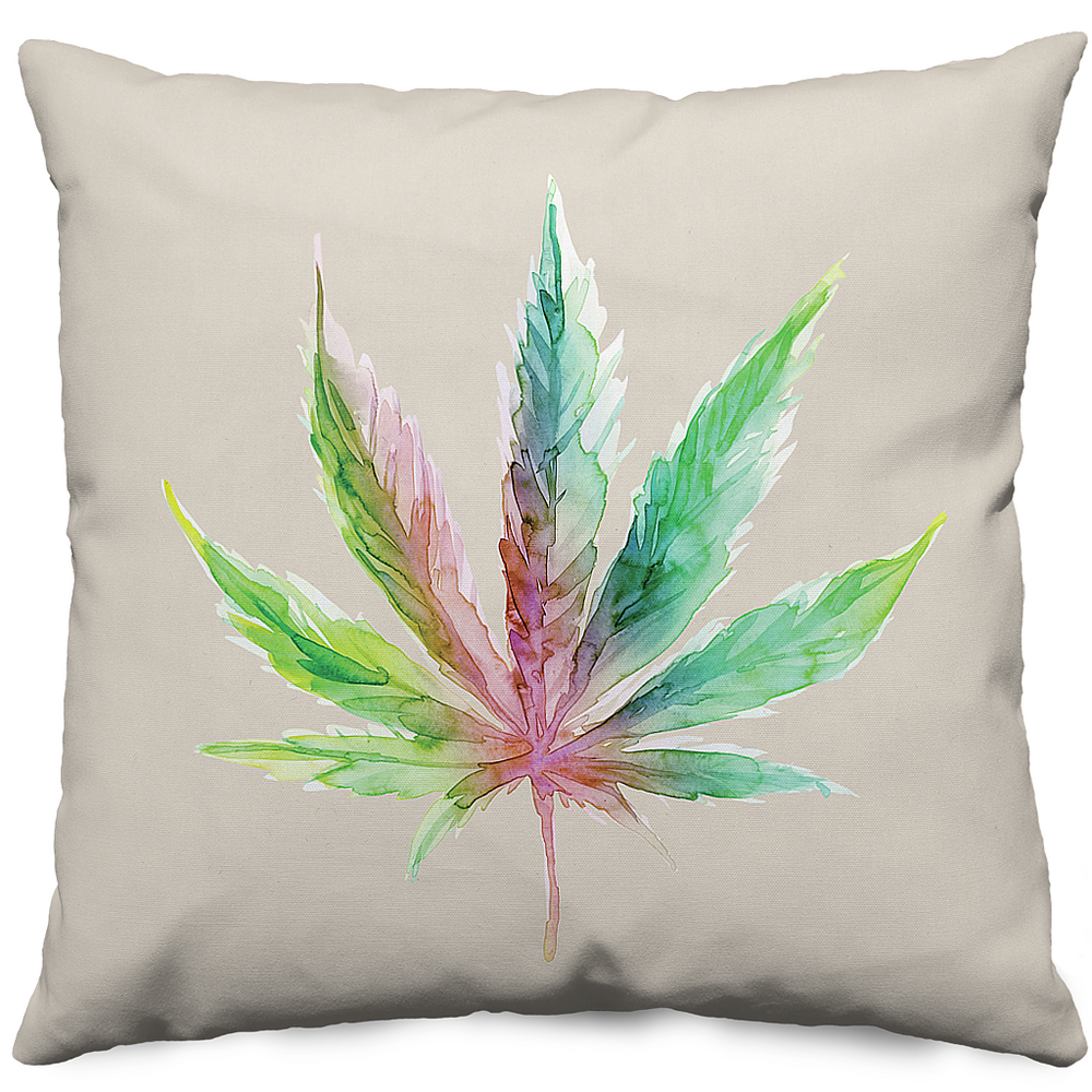 MaryJane Throw Pillow