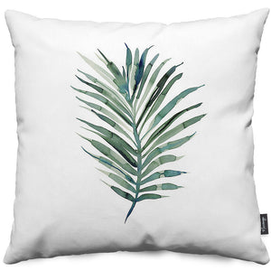 Areca Palm Throw Pillow