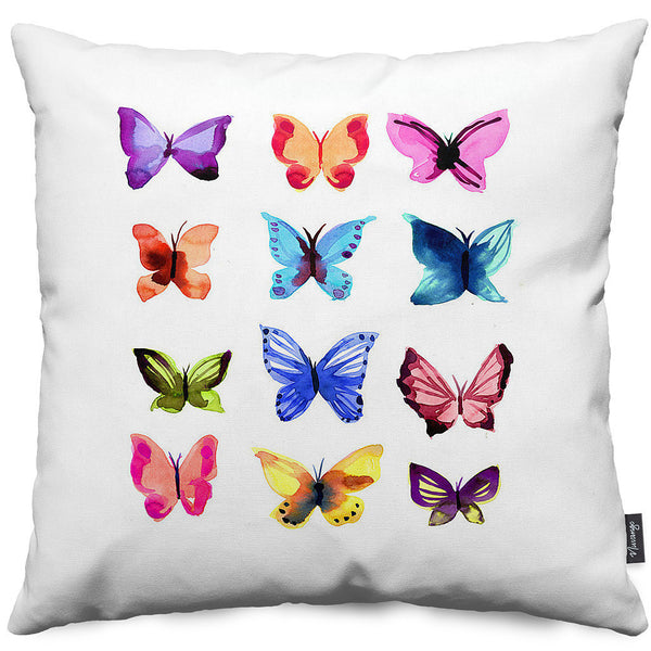 Butterflies - Throw Pillow