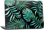 Black Palm Laptop Skin