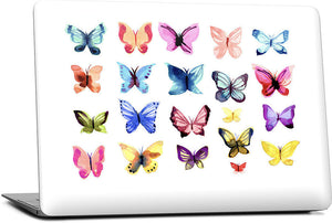 Butterflies - Laptop Skin