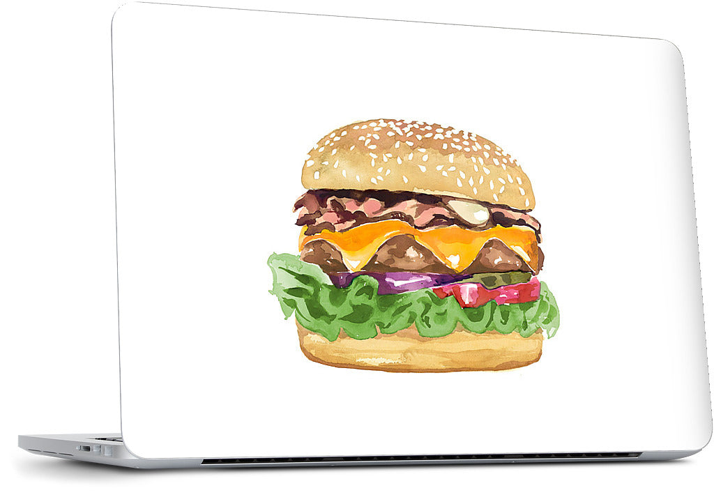 Burger Laptop Skin