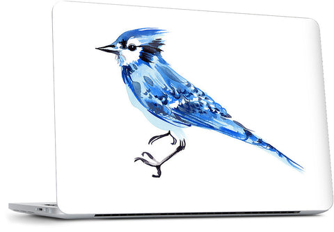 Blue Jay Laptop Skin
