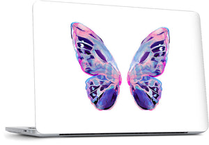 Butterfly Wings Laptop Skin