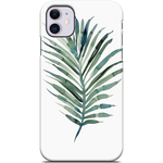 Areca Palm iPhone Case