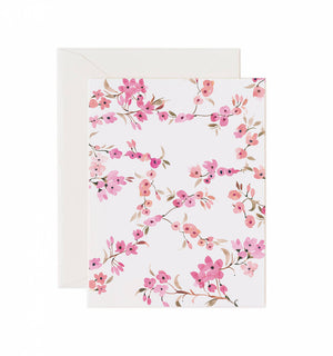 Load image into Gallery viewer, 5x7 Notecard - Cherry Blossom