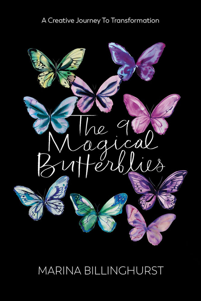 The Nine Magical Butterflies Book