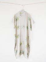 The Mary Jane All Over Ivory Kimono