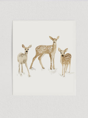 Load image into Gallery viewer, Oh Deer Print